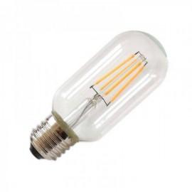 Lâmpada LED E27 COB Filamento 4W Diâmetro 45x110mm Branco Quente 2700K - 8428350640578