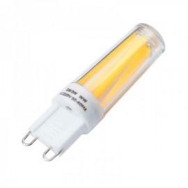 Lâmpada G9 Filamento COB 3W 360 Graus Branco Quente - 8428350644842