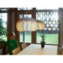 GLOVO Lâmpada de Madeira Diâmetro 450mm - 8435568918047