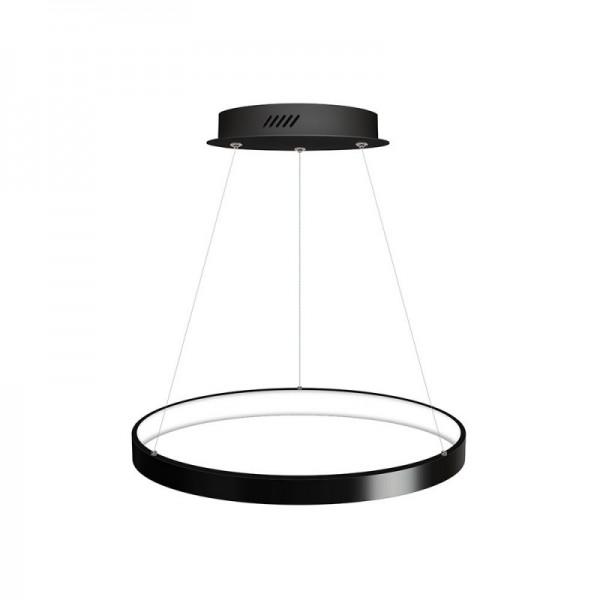 Luminária Pendente CYCLE IN 38W Antracite Diâmetro 40cm Branco Quente - 8435568911895