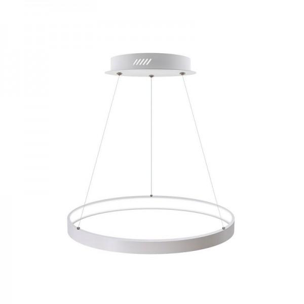 Luminária Pendente CYCLE IN 38W Branco Diâmetro 40cm Branco Quente - 8435568911765