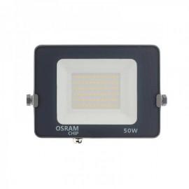 Projetor LED Chip LED OSRAM Pro 50W Branco Quente - 8435568904798