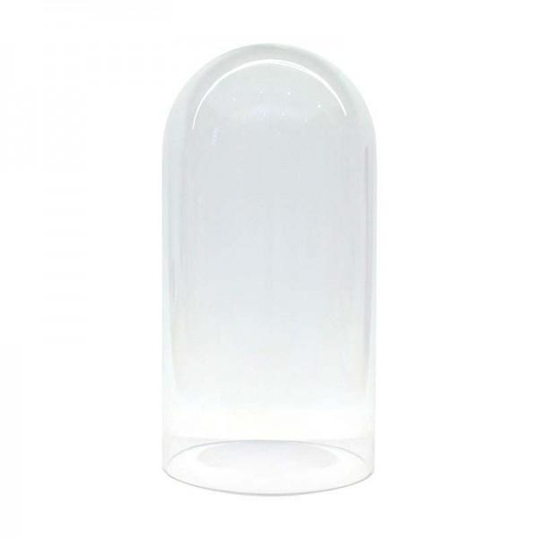 Candeeiro de Vidro Diâmetro 14 Altura 27cm - 8428350657613