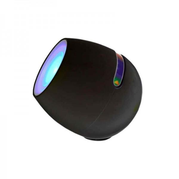 Mini Glossy Preto LED - 8428350617570