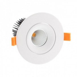 Downlight LED LUXON CREE 18W Branco Quente Regulável - 8428350656043