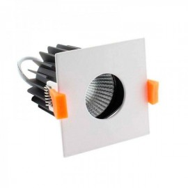 Downlight LED HOTEL S CREE 12W Branco Quente 2700K Regulável - 8428350648871