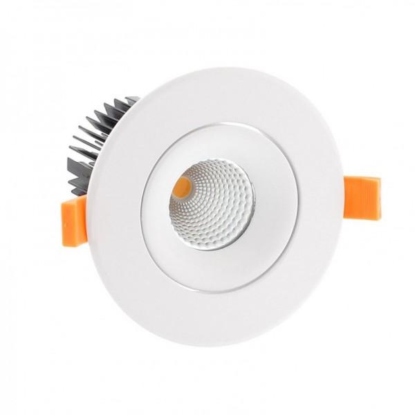 Downlight LED LUXON CREE 18W Branco Quente 2700K - 8428350630890