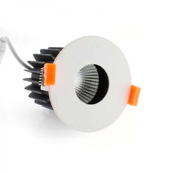 Downlight LED HOTEL R CREE 12W Branco Quente 2700K Regulável - 8428350648857