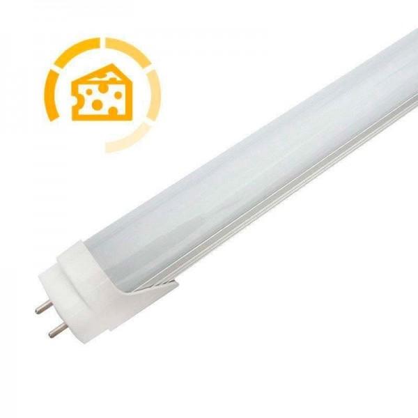 Tubo LED T8 9W 60cm ideal para Charcutaria Branco Quente - 8428350633303