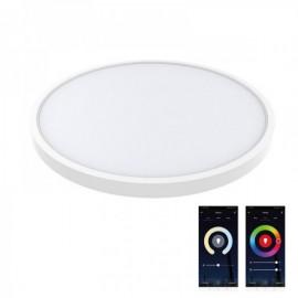 Plafon LED KRAMFOR 20+4W Superfície RGB+CCT Wi-Fi RGB + Branco Dual Regulável - 8435568915831