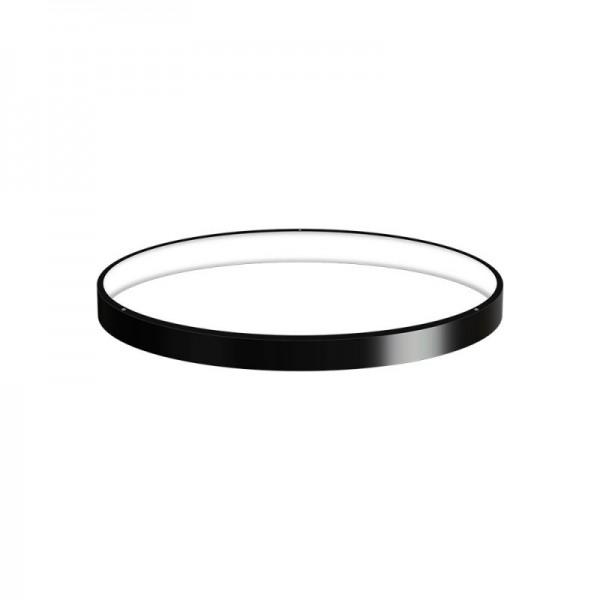 Kit Perfil Alumínio circular CYCLE IN Diâmetro 400mm Negro - 8435568911062