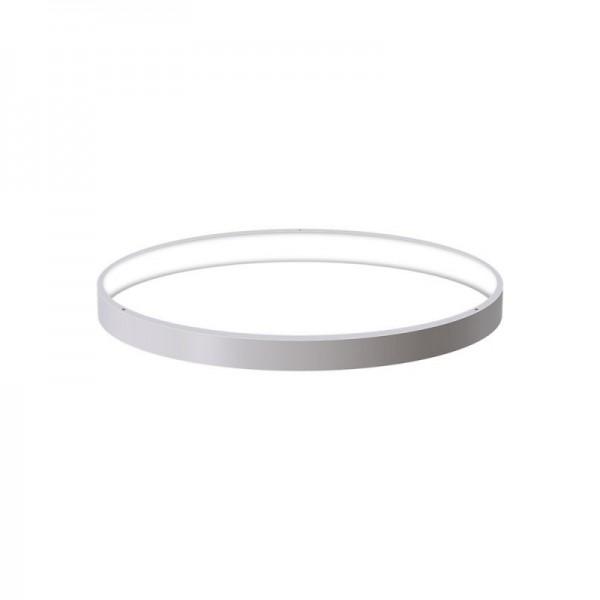 Kit Perfil Alumínio circular CYCLE IN Diâmetro 400mm Branco - 8435568911055