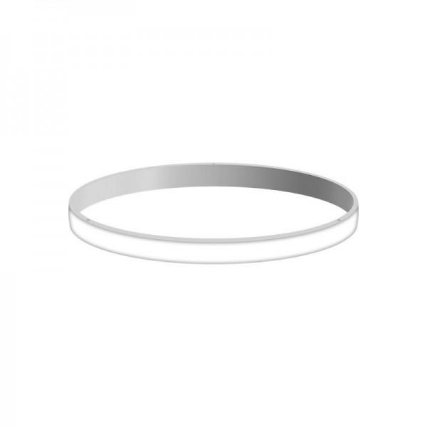 Kit Perfil Alumínio circular CYCLE OUT Diâmetro 400mm Branco - 8435568911079