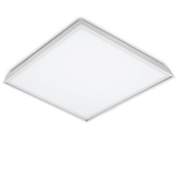Painel LED Slim 60x60cm 36W 3623lm + Kit de Superficie Branco Frio - HO-KITPAN60X60-36W-CW - 8445152089268