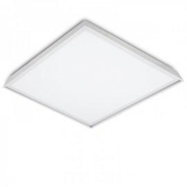 Painel LED Slim 60x60cm 40W 4500lm + Kit de Superficie Branco Frio - HO-KITPAN60X60-40W-CW - 8445152089275