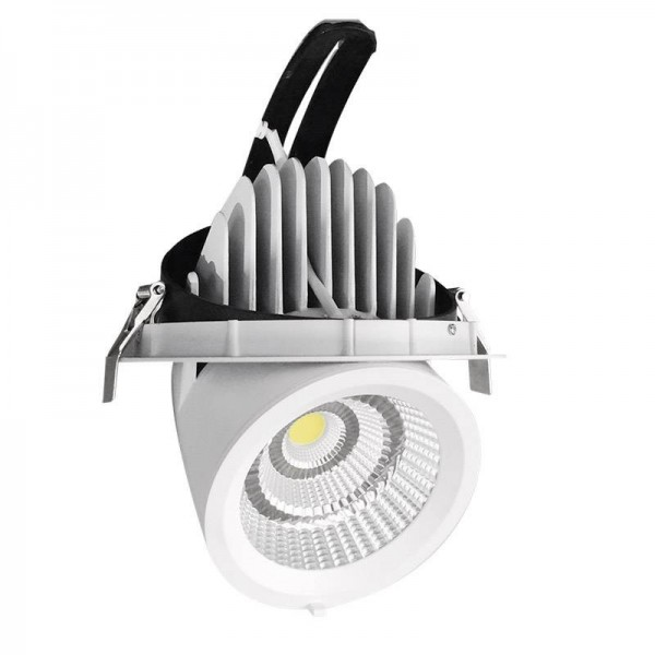 Downlight LED PRICKLUX TUBE 25W Branco Frio - 8428350611134