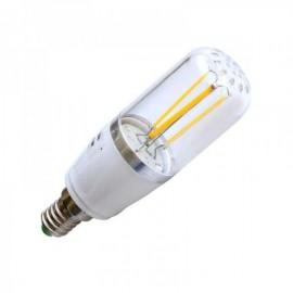 Lâmpada LED Filamento E14 COB 4W Branco Frio - 8428350636311