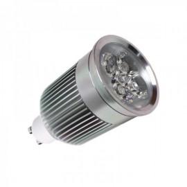 Lâmpada LED GU10 6W Alta Potência Pro Branco Neutro - 8428350608349