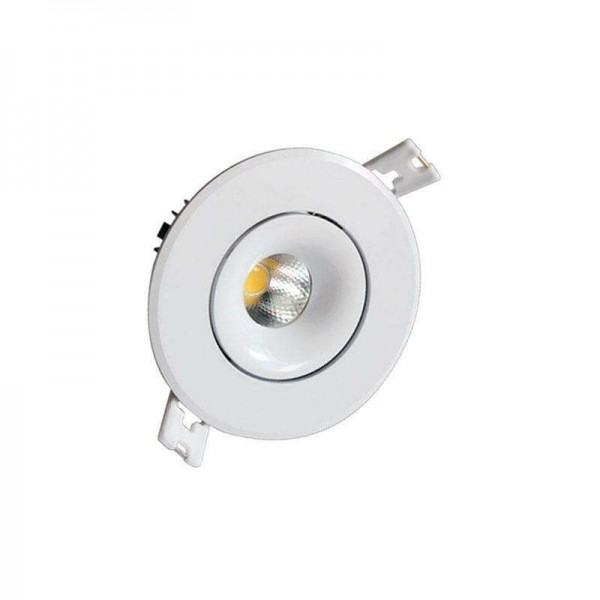 Downlight LED LUXON CREE 9W Branco Frio Regulável - 8428350630845
