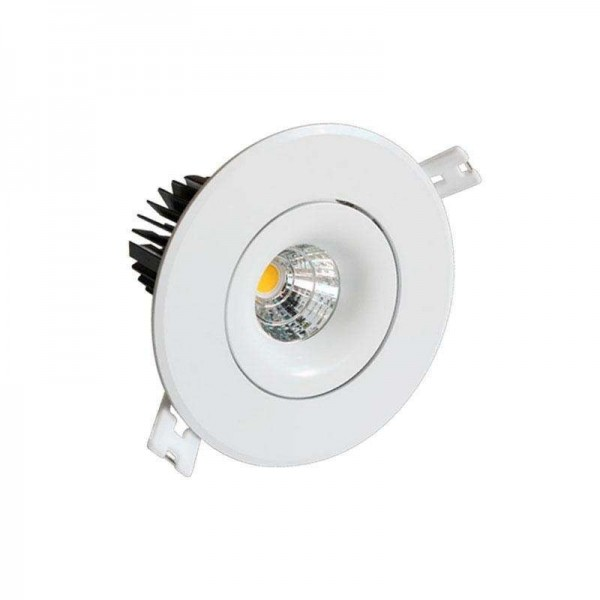 Downlight LED LUXON CREE 12W Branco Frio - 8428350630876