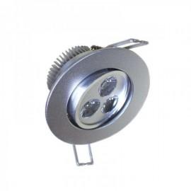 Downlight VIK LED 3W Branco Frio Regulável - 8428350608479