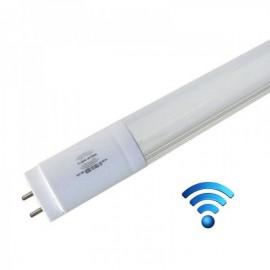 Tubo LED T8 com Sensor Radar de Presença 18W 120 cm 20-100% Branco Neutro - 8428350636595